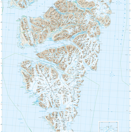 Svalbard sørvest (S250)-1