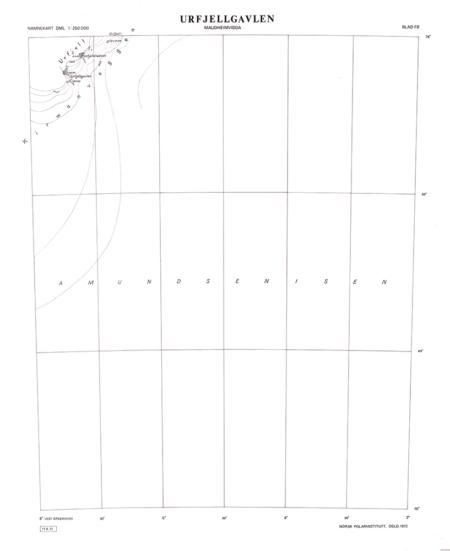 Urfjellgavlen (DML 250) – F8