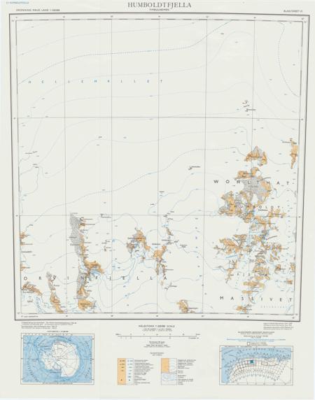 Humboldtfjella (DML 250) – L5