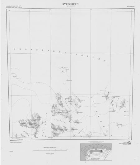 Byrdbreen (DML 250) – R5