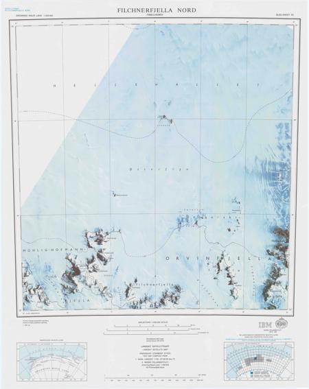 Filchnerfjella Nord (DML 250) – K5S