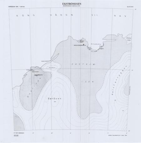 Ekströmisen (DML 500) – DE45