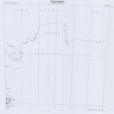 Sedovodden (DML 500) - MN34