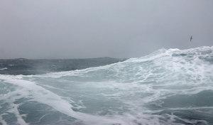 urolig hav