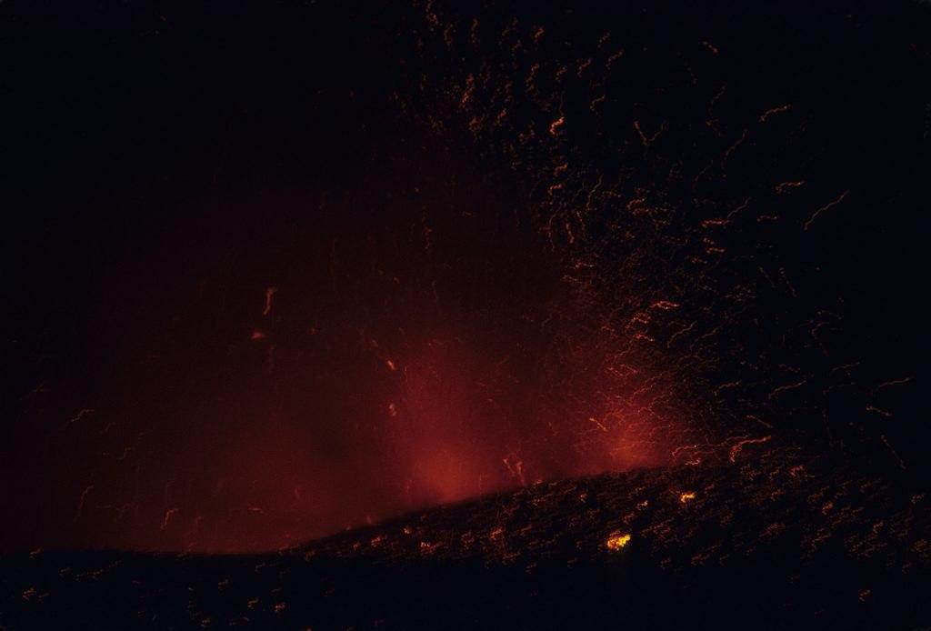 vulkanutbrudd