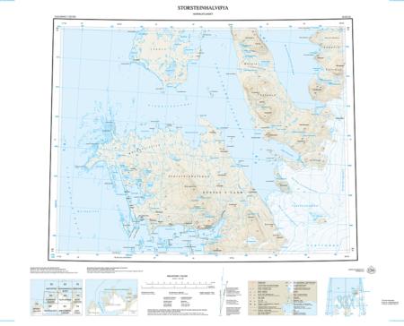 Storsteinhalvøya (S100)-D3