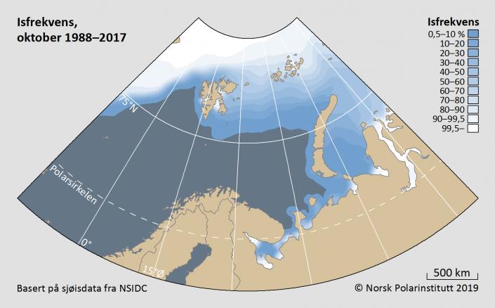 isfrkvens oktober 1988-2017