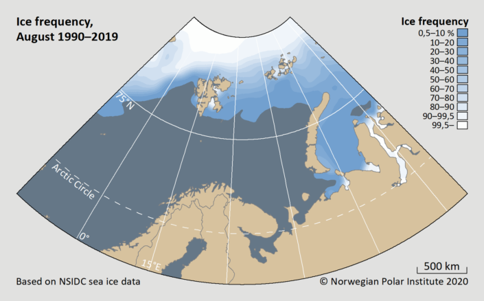 ice frequency august