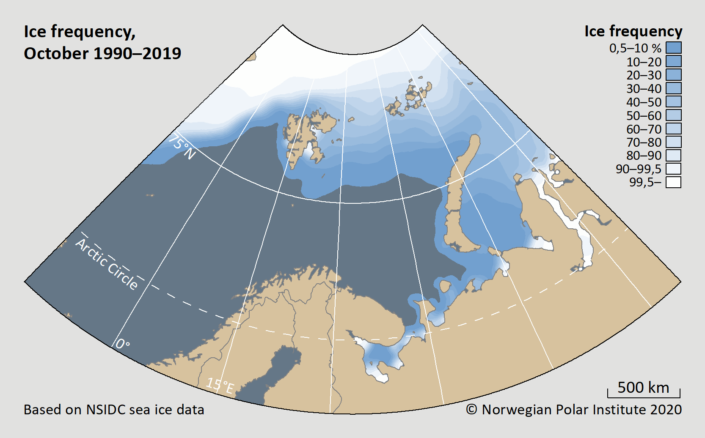 ice frequency october